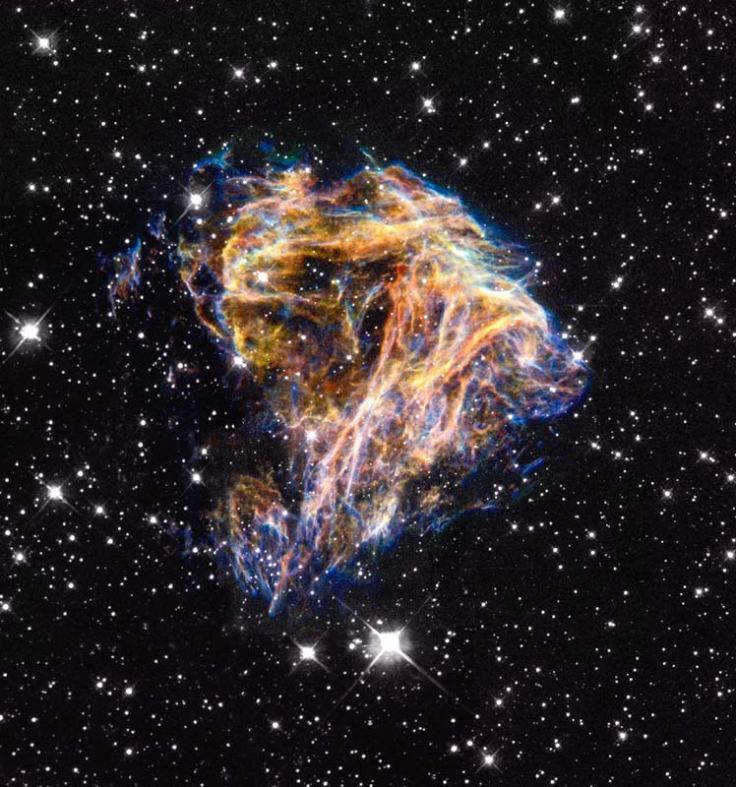 Supernova Remnant N49